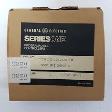 GE FANUC IC610MDL158A MODULO 16 USCITE 24VCC TIPO SOURCE 0,5A