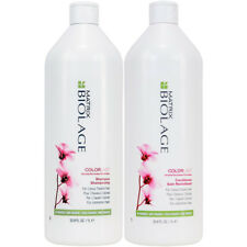 Biolage Shampoo and Conditioner Matrix Colorlast 33.8 Ounce