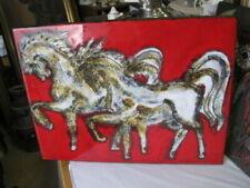 50er- & 60er-Jahre-Keramiken mit Pferde-Motiv