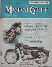 The Motor Cycle February 18 1960 AJS Model 31, Wankel Engine 071717DBE