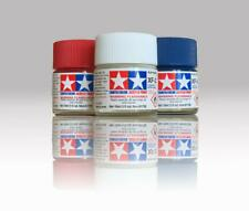 Tamiya Mini Acrylic Flat Paint XF1 to XF 90 - 10ML