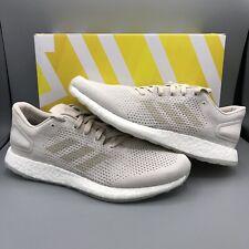 c5313b045 Adidas Pureboost DPR Grey One   Chalk Pearl   Cloud White BB6295 Men s Size  8.5