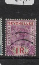 Seychelles SG 34 VFU (2dtf)