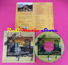 CD HANAK JOURNEY INTO YOUR HEART VOL 2 Compilation no mc vhs dvd(C39)