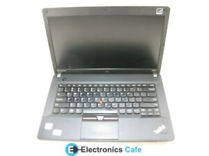 "Lenovo ThinkPad Edge E430 14"" Laptop 2.3GHz i3-2350M 8GB RAM Grade C No Battery"