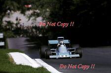 Chris Amon Amon AF101 Italian Grand Prix 1974 Photograph 1