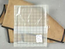 4x5 Ground Glass w/ Grid