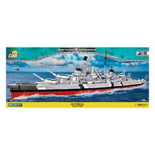 Cobi 4819 Battleship Bismarck  Konstruktionsspielzeug 2030 Teile