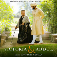 Thomas Newman - Victoria & Abdul (original Soundtrack) [New CD] Digipack Packagi
