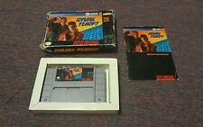 Rival Turf (Super Nintendo Entertainment System, 1992)