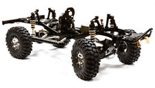 INTEGY RC Car C25924BLACKT1 1/10 Twin Motor Trail Roller 4WD Scale Crawler ARTR