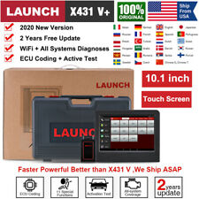 2020 New! LAUNCH X431 V+ PRO Active Test Bidirectional Diagnostic Scanner Tool