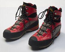 Men's La Sportiva TRANGO EVO GTX Goretex Mountaineering Hiking Boots Size EU 43
