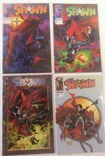 Lot of 19 SPAWN Comics #1-12, 15-18, 23, 24, &50