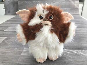 "9"" Rare Gizmo Plush GremlinsHard Eyes Eye Lids Soft Toy Collectible"