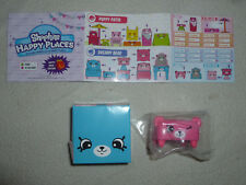 New Shopkins Rare 21 Pink Ottoman Shopkin Mcdonalds Happy Places Meal Kids Bear
