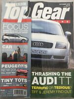Top Gear Magazine #61 - October 1998 - Audi TT, BMW M Cars, XKR v 911 Cabrios