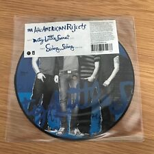 """All American Rejects - Dirty Little Secret - '06 - 7"""" Pic Disc - UNPLAYED"""