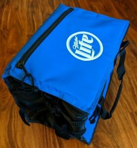 NEW! Miller Lite Soft Sided Insulated Cooler