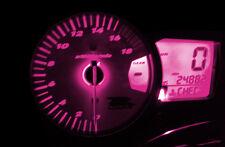 7pcs Pink LED Dash Cluster light Kit for Mitsubishi Mirage Lancer CB CC CE