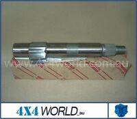 For Toyota Landcruiser FJ75 Steering Box Sector Shaft 01/90 on