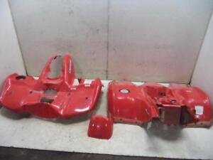 08 Suzuki King Quad Kingquad LTA750 750 BODY FENDERS SET