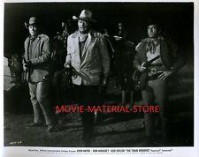 "John Wayne Ben Johnson The Train Robbers Original 8x10"" Photo #L838"