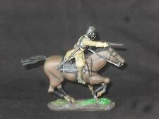 EMPIRE MILITARY MINIATURES CW-1451 IRONSIDE HARQUBUSIER TROOPER AT THE CHARGE.