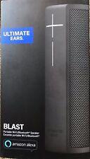 UE Ultimate Ears BLAST Alexa-Enabled Waterproof Smart Speaker Black*BRAND NEW*