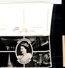 514131,Bristol 1953 Coronation Queen Elizabeth II Krönung Königin Adel Monarchie