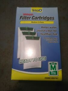 Tetra Whisper Filter Cartridges, Box Of 3, Medium