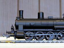 Locomotive à vapeur 040 G 302 SNCF du dépôt de Contras - 1/87 - NEUF - COLLECTOR
