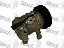 A/C Compressor fits 2011-2013 Ram 1500 Dakota  GLOBAL PARTS