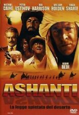 Ashanti (1979) DVD