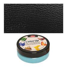 Color Up Leder- & Synthetikfarbe 50ml -schwarz-