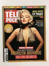 ►TELE POCHE 2425/2012 - MARILYN MONROE