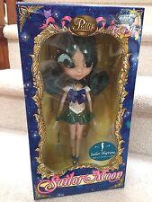 "Groove Pullip Sailor Moon Sailor Neptune Doll 12"" Official P-149"