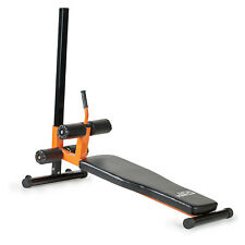 Mirafit M3 Sit Up Bench Adjustable Decline Ab Board Weight Crunch Gym Exercise