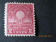 Us Scott #654 - 2c - 1929 - Mlhog - Perf 11