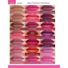 Avon True Color Lipstick  perfectly MATTE LIPSTICK on your choice!