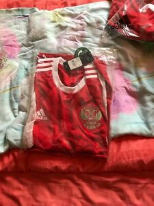 brand new with tags Russia home Adidas 2017 size large