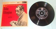 Duke Ellington EP -Duke Ellington Hits. Mono. Recording Published 1960.