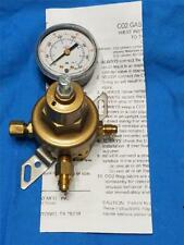 """Taprite T5261Sn Secondary Soda Regulator 1/4"""" Flare In/Out - Co2 or Nitrogen"""