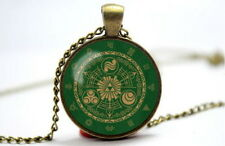 Legend of Zelda - Hyrule Gate of Time Historia Photo Glass Dome Necklace Pendant