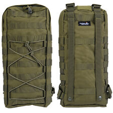 Airsoft Tactical MOLLE Attachable Convertible Hydraton Backpack OD Green CA-384G