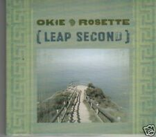 (961M) Okie Rosette, Leap Second - 2008 CD