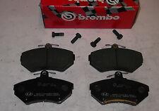 Brembo hp front brake disc pads - Volkswagen Caddy 1.4 - 078301.71