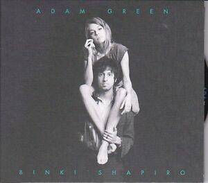 ADAM GREEN BINKI SHAPIRO BRAND NEW 10 TRACK CD [2013] UK FREEPOST!