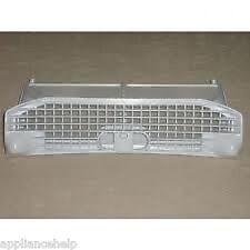 Whirlpool Filtro De Pelusas para tambor de secadoras Models Listed