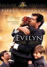 PRE OWNED EVERLYN DVD PIERCE BRONSON AIDAN QUINN R4 TRUE STORY DRAMA GUARANTEED